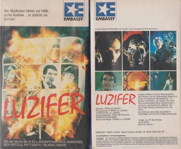 Luzifer - Fear no evil
