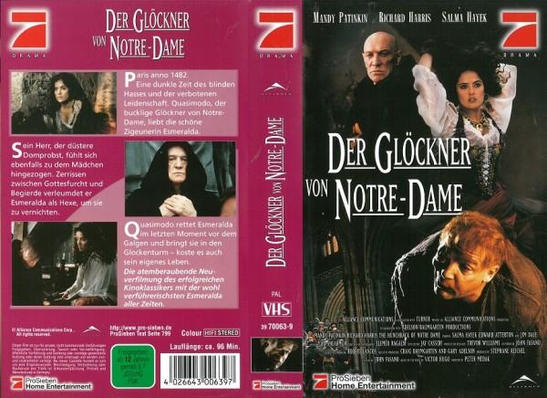 Glöckner von Notre-Dame, Der (1997)