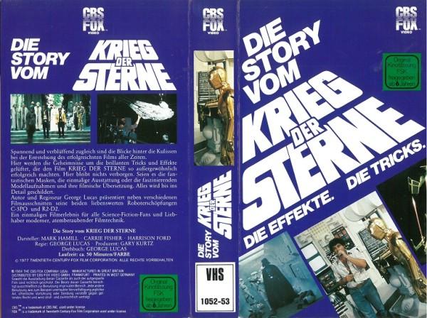 Story vom Krieg der Sterne, Die (Fox EA)