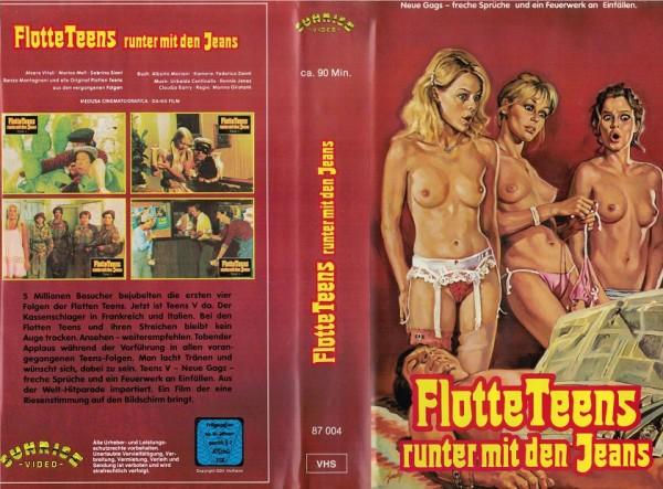 Flotte Teens 5 - Runter mit den Jeans