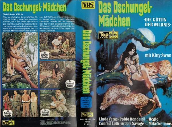 Dschungelmädchen, Das - Die Göttin der Wildnis