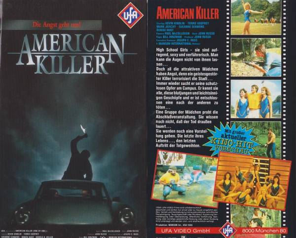 American Killer (Hartbox)
