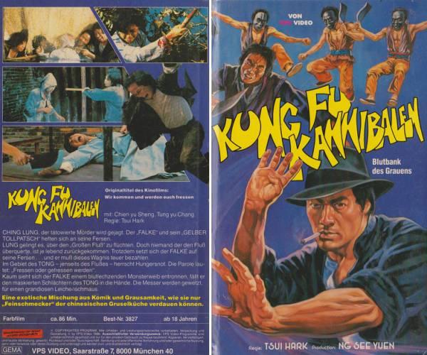 Kung Fu Kannibalen