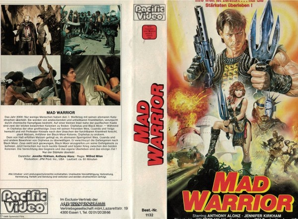 Mad Warrior - Clash of the warlords