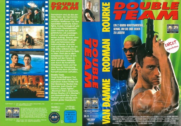 Double Team (Wendecover)