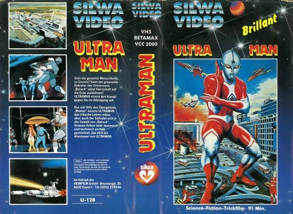 Ultraman (Silwa blau)