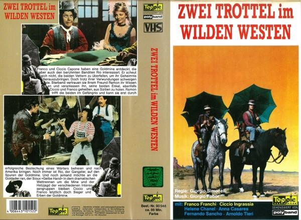 Zwei Trottel im wilden Westen (Toppic)