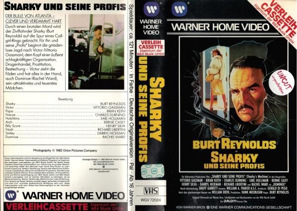 Sharky und seine Profis (VL)