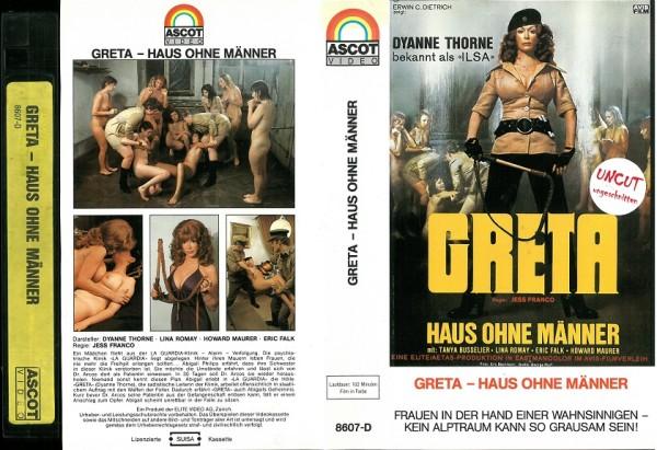 Greta - Haus ohne Männer (CH Import)