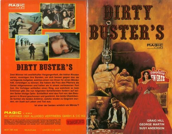 Dirty Busters - Das Gesetz der Zwei (Magic Video Hartbox)