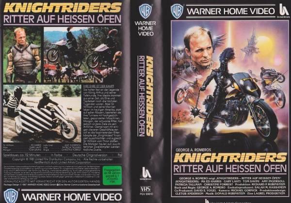 Knightriders - Ritter auf heißen Öfen (VK)