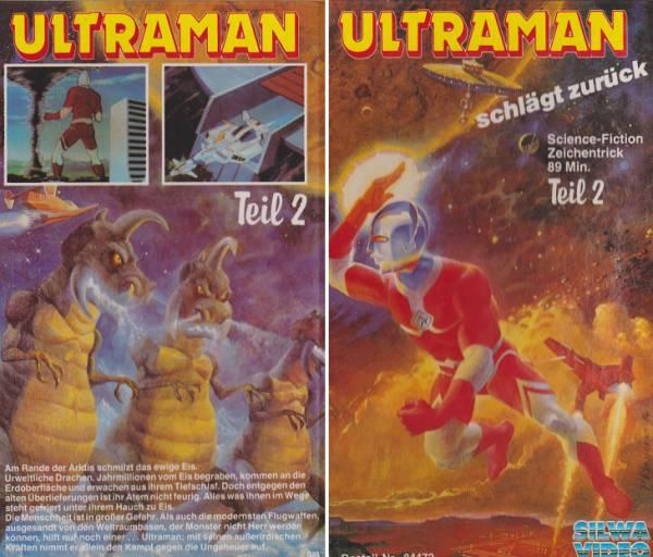 Ultraman schlägt zurück - Ultraman 2