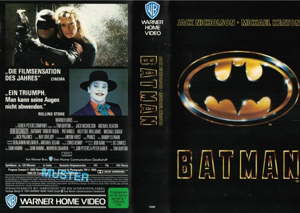 Batman (VK) Mustercover