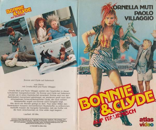 Bonnie und Clyde auf italienisch - Hartbox
