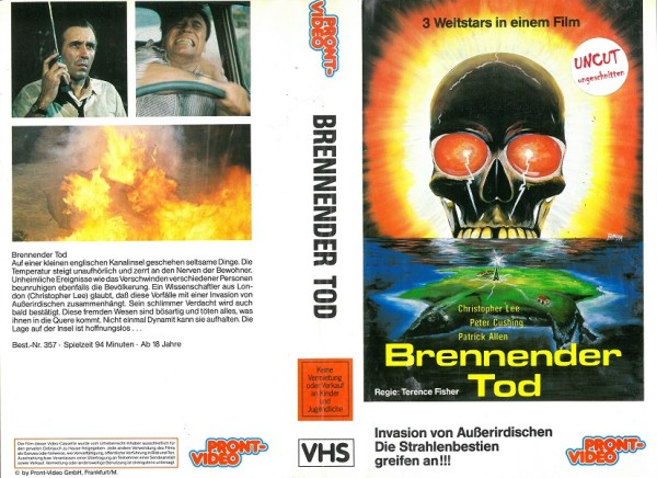 Brennender Tod (Pront Video)