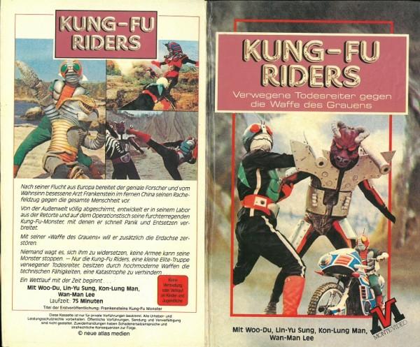 Kung-Fu Riders (Hartbox)
