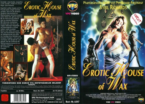 Erotic House of Wax
