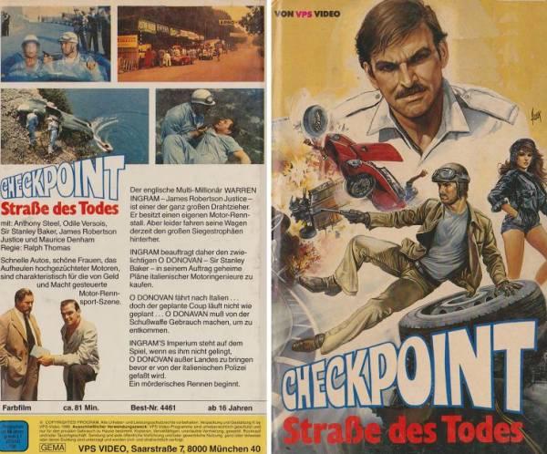 Checkpoint - Straße des Todes (Hartbox)