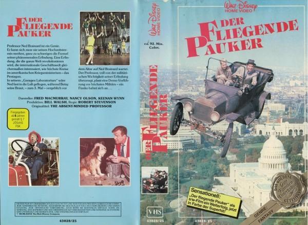 fliegende Pauker, Der (Walt Disney)