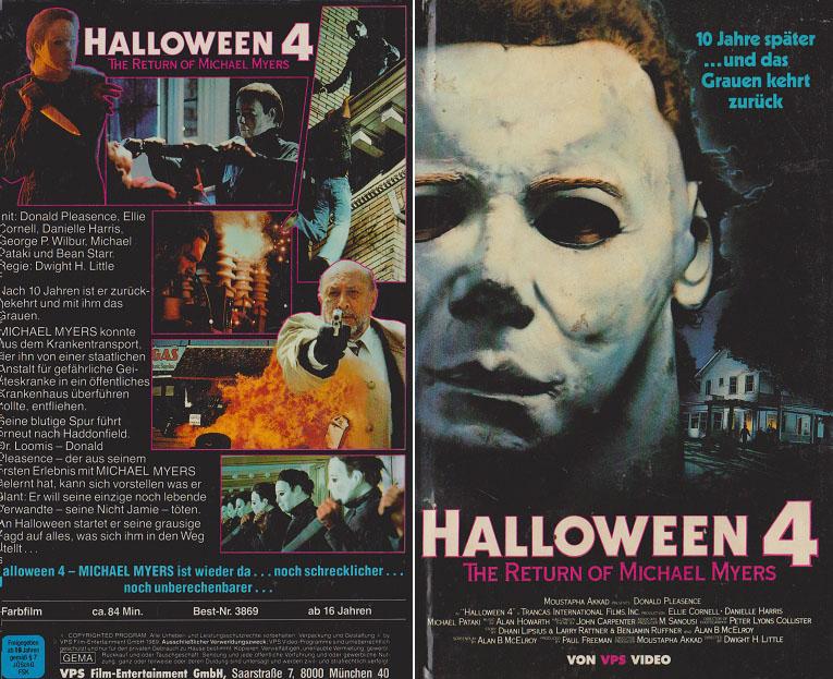 halloween filme uncut