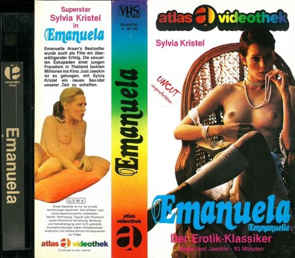 Emanuela - Emmanuelle (Atlas Glasbox)