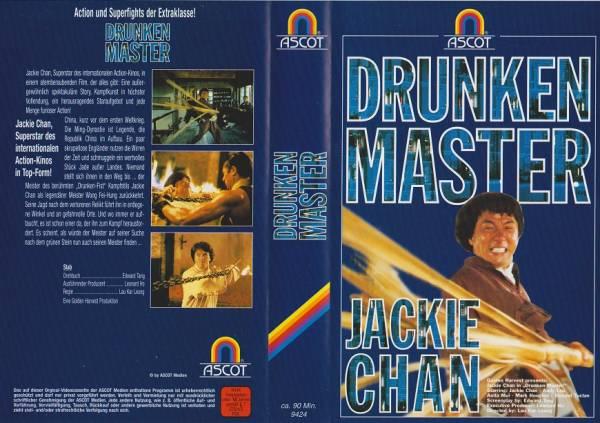 Drunken Master - Jackie Chan