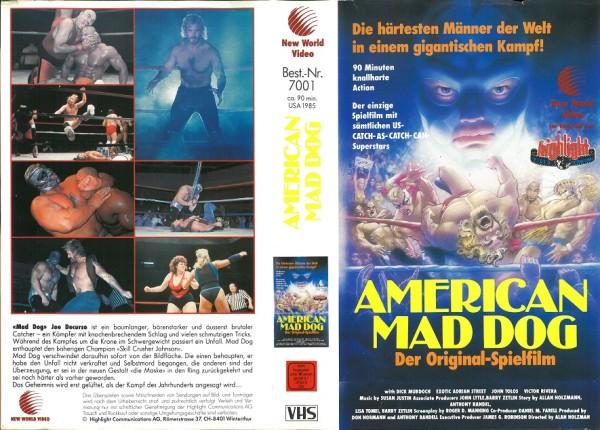American Mad Dog - Grunt - The Wrestling Movie