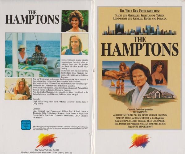 Hamptons, Die - TV Serie (Hartbox)