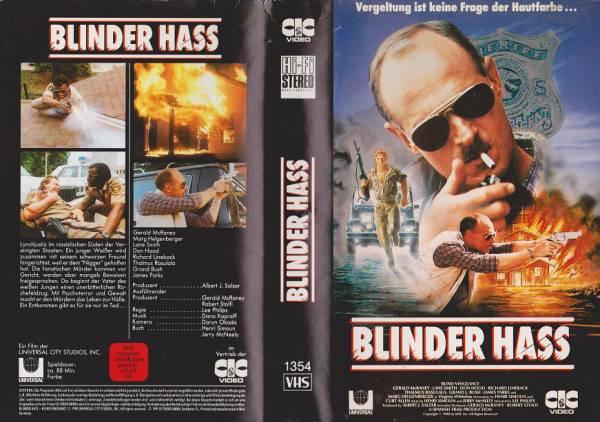 Blinder Hass - Blind Vengeance