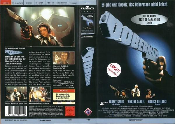Dobermann (Wendecover) 2