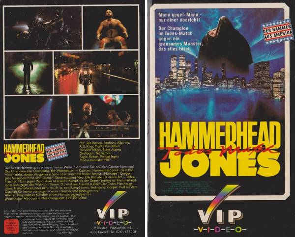 Hammerhead Jones