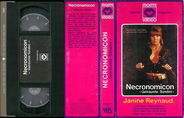 Necronomicon - Geträumte Sünden (Glasbox)
