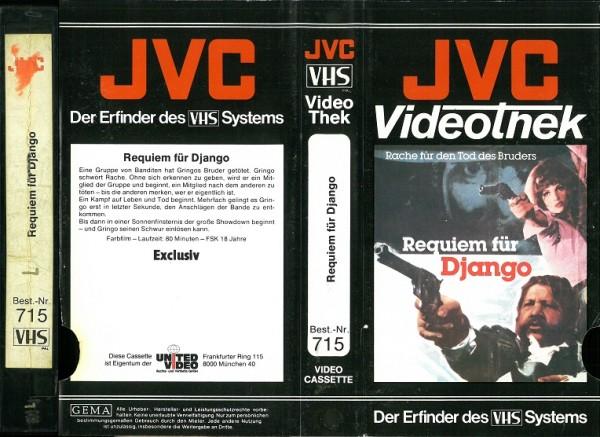 Requiem für Django (JVC Glasbox)