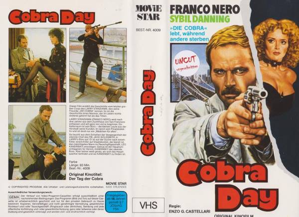 Cobra Day (HVW / Movie Star Video)