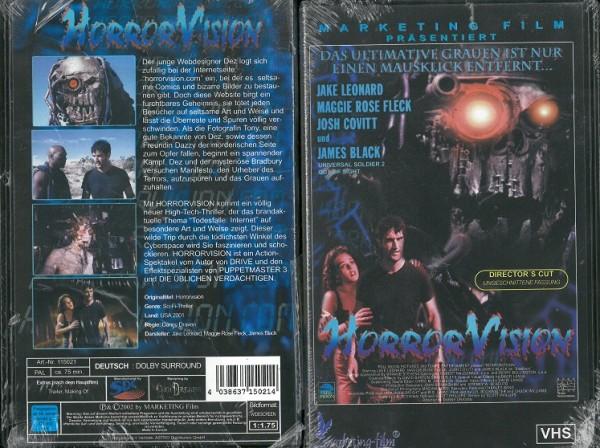 Horror Vision (NEU, OVP)
