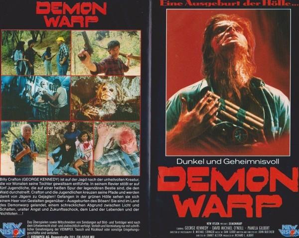 Demon Warp - Demonwarp (Hartbox)