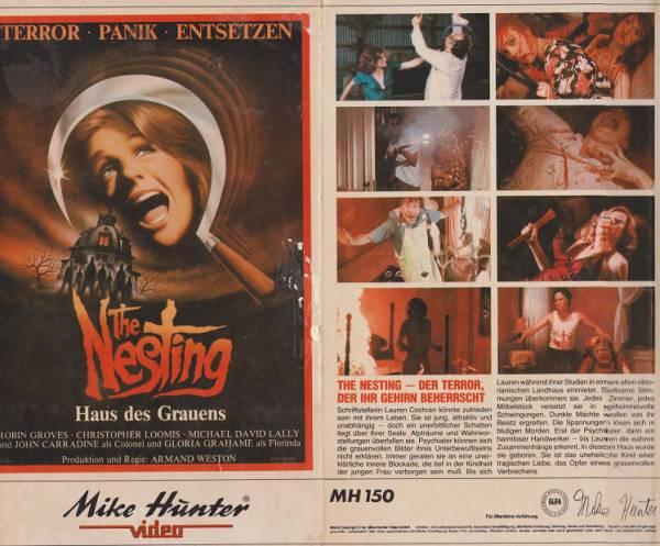 Nesting, The - Haus des Grauens