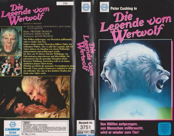 Legende vom Werwolf, Die