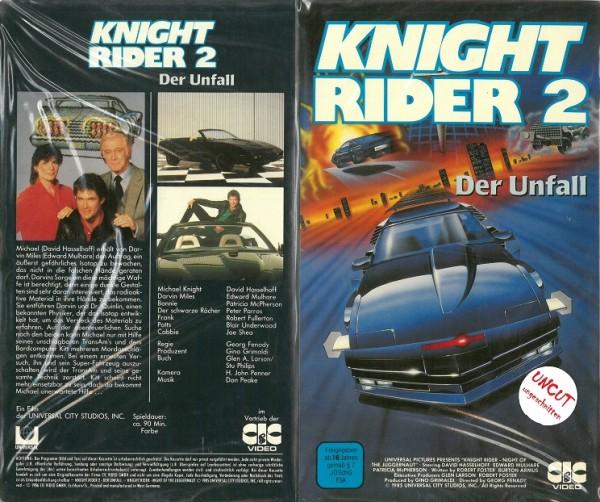 Knight Rider 2 - Der Unfall (TV Serie)