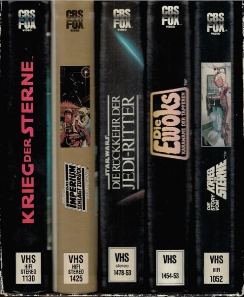 Krieg der Sterne - Star Wars (Hartbox - Pappschuber)