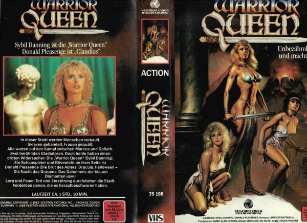 Warrior Queen - Unbezähmbar und mächtig