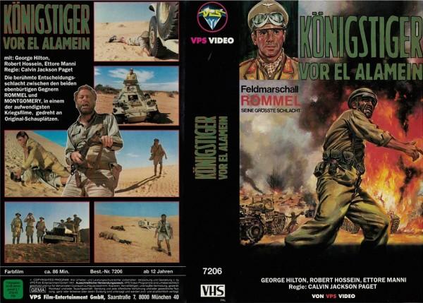 Königstiger vor El Alamein (NA)