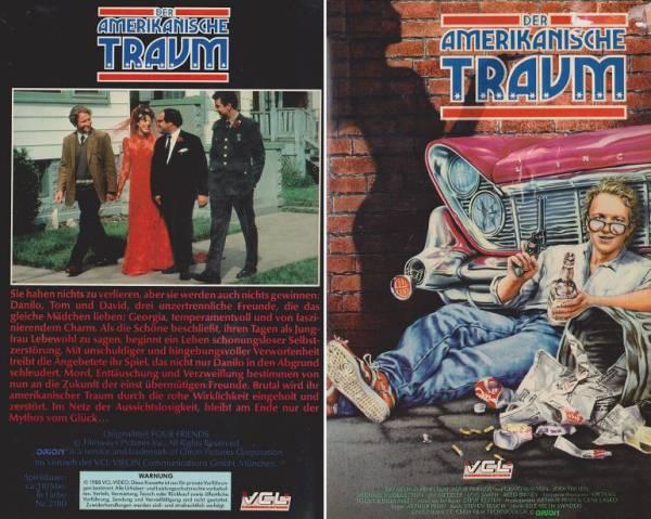 amerikanische Traum, Der - Four Friends (Hartbox)