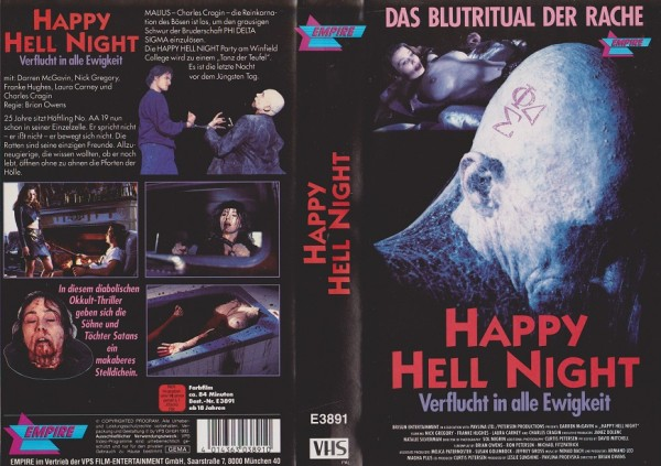 Happy Hell Night - Verflucht in alle Ewigkeit (Empire)