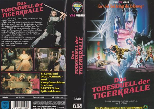 Todesduell der Tigerkralle, Das