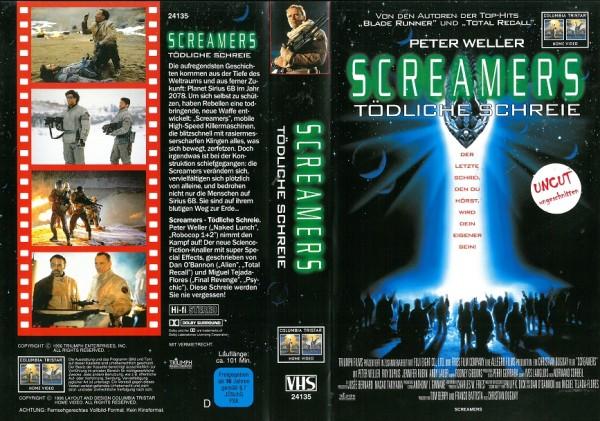 Screamers - Tödliche Schreie