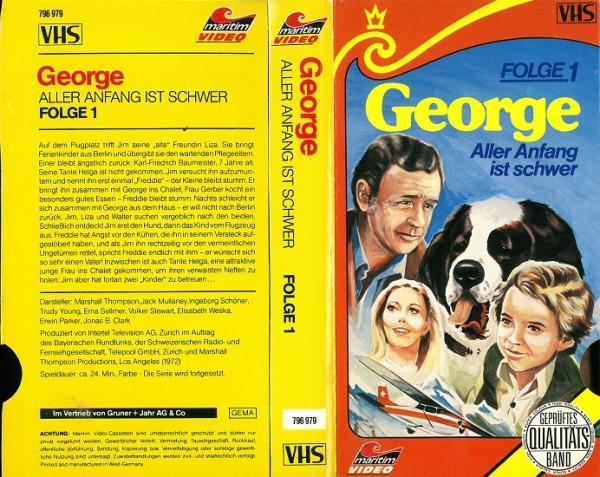 George - Aller Anfang ist schwer (TV Serie)