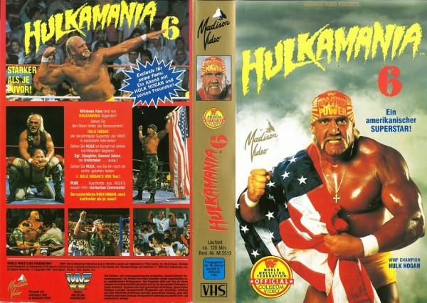 Hulkamania 6 (WWF Wrestling)