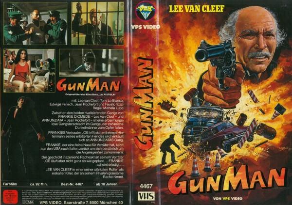 Gunman - Gun Man