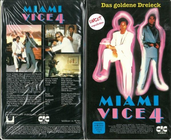 Miami Vice 4 - Das goldene Dreieck (TV Serie)